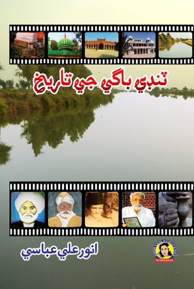 ٽنڊي باگي جي تاريخ, مصنف : انور علي عباسي