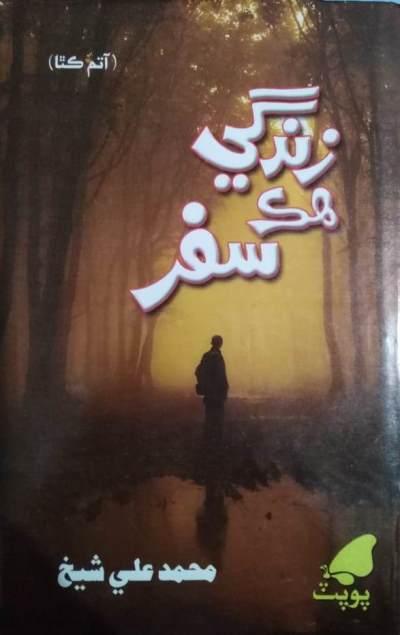 زندگي هڪ سفر, ليکڪ : محمد علي شيخ